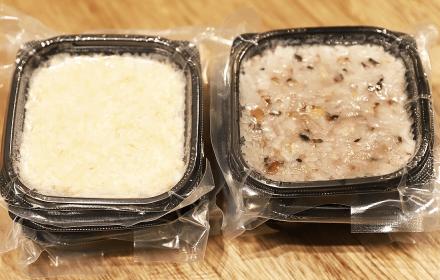 玄米と雑穀米