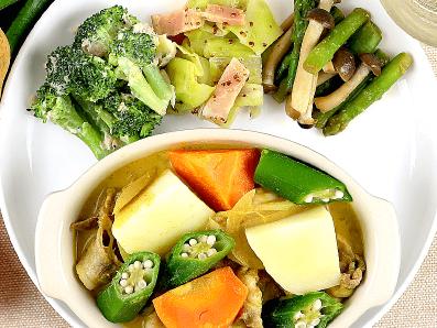 ごろっと野菜のビーフカレーのイメージ写真