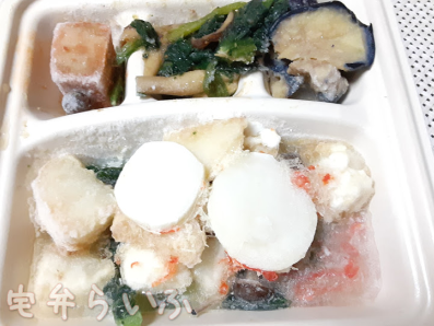 凍ったままの冬瓜の料理
