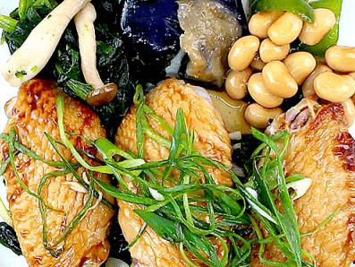 鶏肉の甘辛煮イメージ画像
